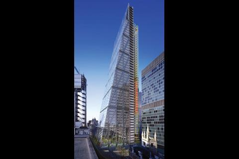The Leadenhall Building (the Cheesegrater)